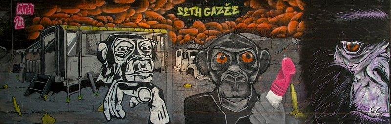 Street Art / Urbex